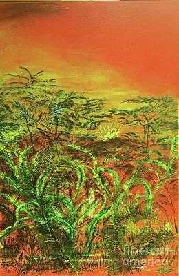 View Of Ahuailaau Original