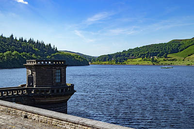 Photograph - View Of Ladybower by Scott Lyons