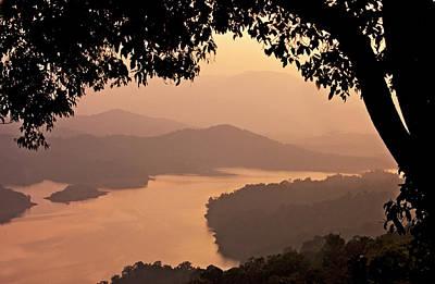 Karnataka Photograph - View Of Sharavathi River by Amit R