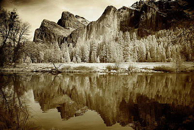 Photograph - View Of Yosemite by Buyenlarge