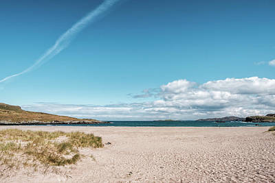 Af Vogue Rights Managed Images - View over Clashnessie Bay in highlands of Scotland Royalty-Free Image by Jon Ingall