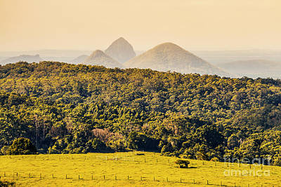 Female Outdoors - View to the Sunshine Coast by Jorgo Photography - Wall Art Gallery