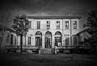 Photograph - Villa Mirabellino by Roberto Pagani