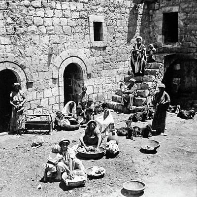 Photograph - Village Of Cana by Munir Alawi