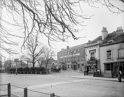 Pub Photograph - Village Pub by Thiele