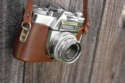 Photograph - Vintage Bessamatic by Jamart Photography