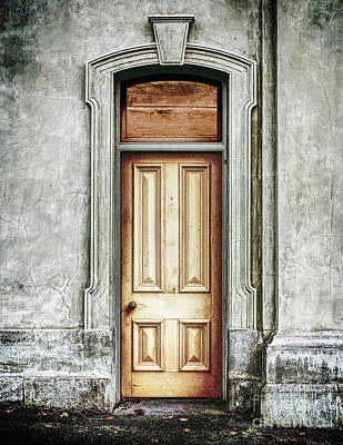 Photograph - Vintage Door by Phil Perkins