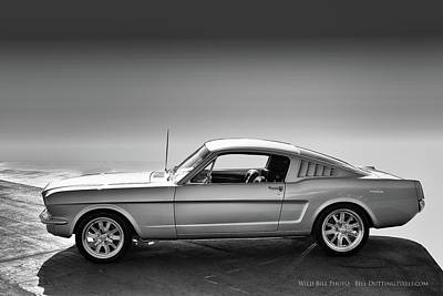 Photograph - Vintage Ford by Bill Dutting