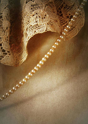 Photograph - Vintage Lace by Perry Correll