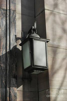 Digital Art - Vintage Lamp by Phil Perkins