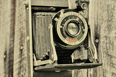 Photograph - Vintage Plenax by Jamart Photography
