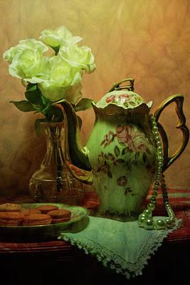 Photograph - Vintage Romance by Pamela Walton