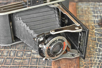 Photograph - Vintage Shutter by Jamart Photography