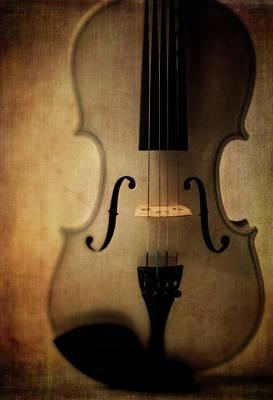 Photograph - Violin Magic by Garry Gay
