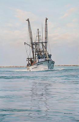 Painting - Virginia Marise by Bruce Dumas