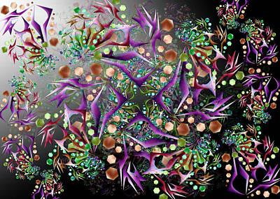 Digital Art - Vision Medium by Vitaly Mishurovsky