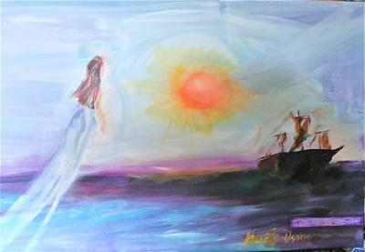 Painting - Vivaldi Valkyrie Estate by Jose Herazo-osorio