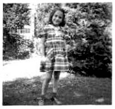 Photograph - Vivian - Age 7 by VIVA Anderson