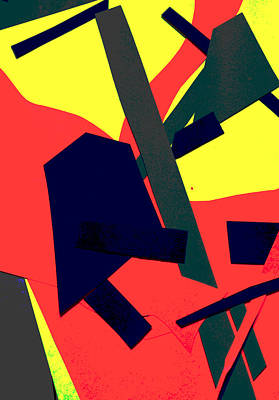 Digital Art - Vivid Abstract Art 10 by Artist Dot