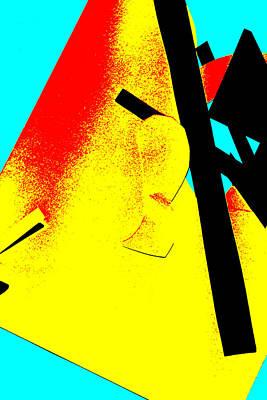 Digital Art - Vivid Abstract Art 13 by Artist Dot