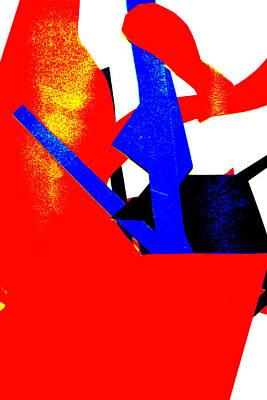 Digital Art - Vivid Abstract Art 14 by Artist Dot