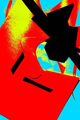 Digital Art - Vivid Abstract Art 15 by Artist Dot