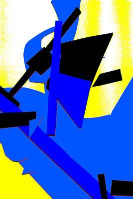 Digital Art - Vivid Abstract Art 20 by Artist Dot