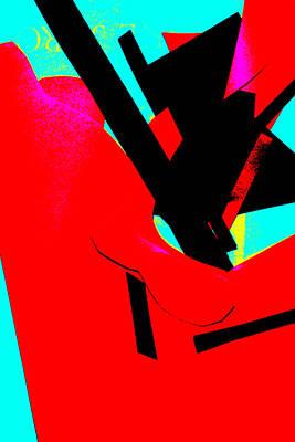 Digital Art - Vivid Abstract Art 26 by Artist Dot