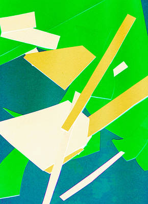 Digital Art - Vivid Abstract Art 3 by Artist Dot