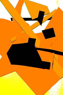 Digital Art - Vivid Abstract Art 31 by Artist Dot