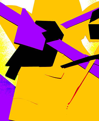 Digital Art - Vivid Abstract Art 38 by Artist Dot