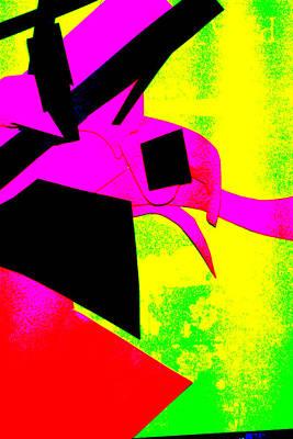 Digital Art - Vivid Abstract Art 4 by Artist Dot