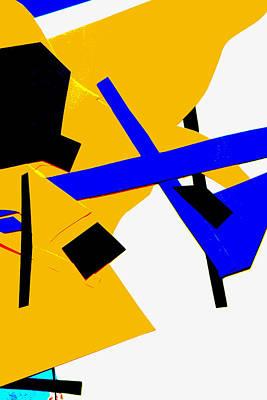 Digital Art - Vivid Abstract Art 45 by Artist Dot