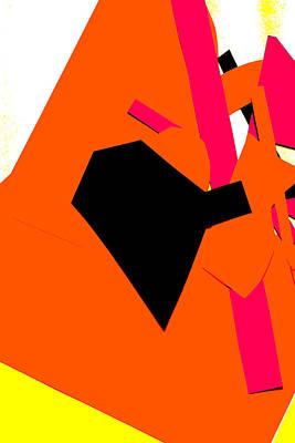 Digital Art - Vivid Abstract Art 46 by Artist Dot