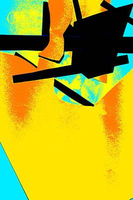 Digital Art - Vivid Abstract Art 6 by Artist Dot