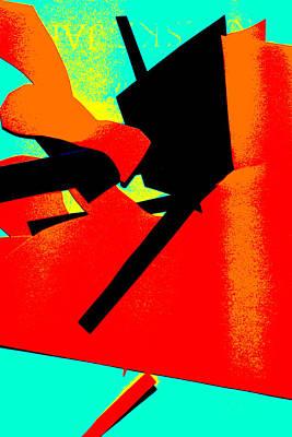 Digital Art - Vivid Abstract Art 7 by Artist Dot