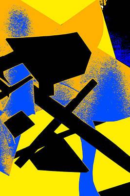Digital Art - Vivid Abstract Art 8 by Artist Dot
