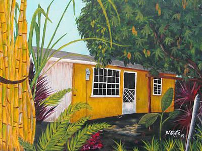 Painting - Vivir La Vida by Gloria E Barreto-Rodriguez