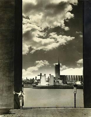 Photograph - Vogue 1934 by George Hoyningen-huene
