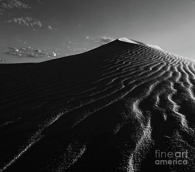 Photograph - Volcano Dune by Doug Sturgess