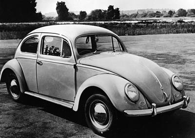 Photograph - Volkswagen by Thurston Hopkins