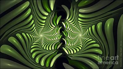 Digital Art - Vorticulture-2 by Doug Morgan
