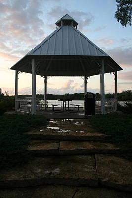 Photograph - Wabasha Pavilion by Dylan Punke