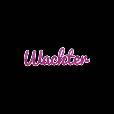 Digital Art - Wachter #wachter by TintoDesigns