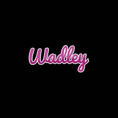 Digital Art Royalty Free Images - Wadley #Wadley Royalty-Free Image by TintoDesigns