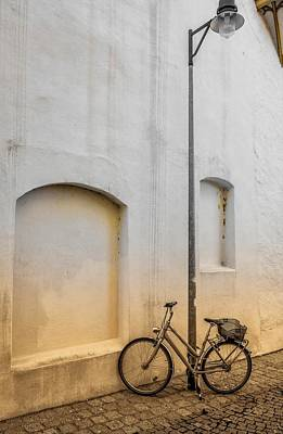 Photograph - Waiting Bicycle by Michael Nguyen