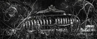 Photograph - Killer Car by Doug Sturgess