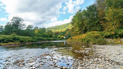 Photograph - Waitsfield, Vermont by John Rivera