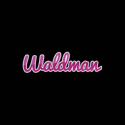 Digital Art Royalty Free Images - Waldman #Waldman Royalty-Free Image by TintoDesigns