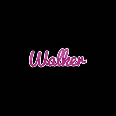 Digital Art Royalty Free Images - Walker #Walker Royalty-Free Image by TintoDesigns